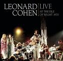 DVD image LEONARD COHEN / LIVE AT THE ISLE OF WIGHT (BLU - RAY)