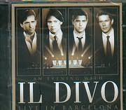 CD + DVD image IL DIVO / AN EVENNG WITH IL DIVO - LIVE IN BARCELONA (CD + DVD)