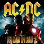 CD + DVD image AC/DC/IRON MAN 2 (OST) (CD + DVD)
