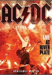 DVD image AC/DC - LIVE AT RIVER PLATE - (DVD)