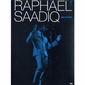 CD + DVD image RAPHAEL SAADIQ / LIVE IN PARIS (CD + DVD)