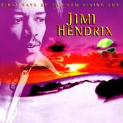 CD image for JIMI HENDRIX / FIRST RAYS OF THE NEW RISING SUN (VINYL)