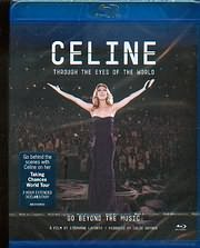 BLURAY / <br>CELINE DION - THROUGH THE EYES OF THE WORLD