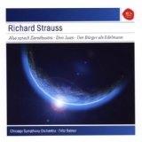 CD image STRAUSS / ZARATHUSTRA - DER BURGER ALS EDELMANN (FRITZ REINER)