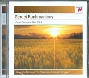 CD image RACHMANINOV / PIANO CONCERTO N 3 - 4 - ASHKENAZY - ENTREMONT - THE PHILADELPHIA ORCHESTRA - EUG.ORMANDY