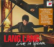 CD + DVD image LANG LANG / LIVE IN VIENNA - BEETHOVEN - SONATA N3 - 23 / ALBENIZ - IBERIA / PROKOFIEV - SON. N.7 / CHOPIN (2CD+DVD)