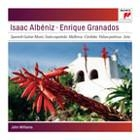 CD image JOHN WILLIAMS / ALBENIZ: GRANADA: ASTURIAS: MALLORCA