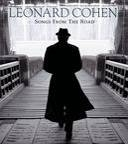 DVD image LEONARD COHEN - SONGS FROM THE ROAD - (DVD)