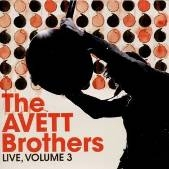DVD image THE AVETT BROTHERS - LIVE VOLUME 3 - (DVD)