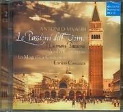 CD image VIVALDI / LE PASSIONI DELL UOMO - LA MAGNIFICA COMUTINA - EMRICO CASAZZA (2CD)