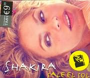 CD image SHAKIRA / THE SUN COMES OUT