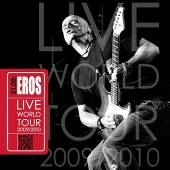 CD + DVD image EROS RAMAZZOTTI / 21.00: EROS - LIVE WORLD TOUR 2009 / 2010 (CD + DVD)