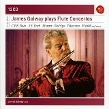 CD image JAMES GALWAY / PLAYS FLUTE CONCERTOS (12CD)