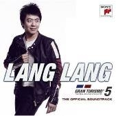 CD image LANG LANG / GRAN TURISMO 5 ORIGINAL GAME SOUNDTRACK