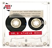 CD image ATHENS - ROCK FM - (VARIOUS)