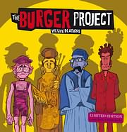 CD image THE BURGER PROJECT / WE LIVE IN ATHENS 2.0 (SPECIAL EDITION)