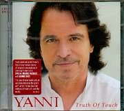YANNI / <br>TRUTH OF TOUCH (CD + DVD)