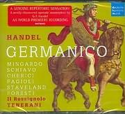 CD image HANDEL / GERMANICO - OTTAVIANO TENERANI (2CD)
