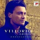 CD image VITTORIO GRIGOLO / ARRIVEDERCI