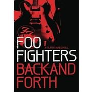 DVD image FOO FIGHTERS - BACK AND FORTH - (DVD)
