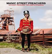 CD + DVD image MANIC STREET PREACHERS / NATIONAL TREASURES THE COMPLETE SINGLES (2 CD + DVD)