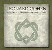 CD image LEONARD COHEN / THE COMPLETE STUDIO ALBUMS COLLECTION (11 CD)