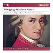 CD image MOZART / DIVERTIMENTOS (L ARCHIBUDELLI) (5CD)
