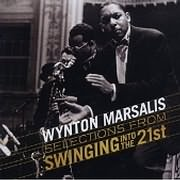 CD image WYNTON MARSHALIS / SWINGIN INTO THE 21ST