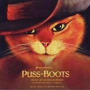 CD image PUSS IN BOOTS (HENRY JACKMAN) - (OST)