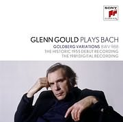 CD image GLENN GOULD / GLENN GOULD PLAYS BACH: GOLDBERG VARIATIONS BWV988 (2CD)
