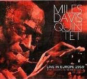 CD + DVD image MILES DAVIS / MILES DAVIS QUINTET: LIVE IN EUROPE 1969 THE BOOTLEG SERIES VOL.2 (4 CD + DVD)