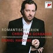 CD image CHRISTIAN GERHAHER / ROMANTISCHE ARIEN