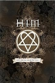 DVD image HIM - LOVE METAL ARCHIVES VOL.1 - (DVD)