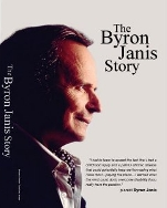 DVD image BYRON JANIS - THE BYRON JANIS STORY - (DVD)