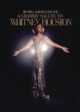 DVD image WHITNEY HOUSTON: WE WILL ALAWAYS LOVE YOU: A GRAMMY SALUTE TO WITNEY HOUSTON - (DVD)