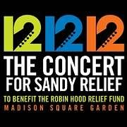 CD image 12 - 12 - 12 THE CONCERT FOR SANDY RELIEF - (VARIOUS) (2 CD)