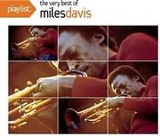 CD image MILES DAVIS / PLAYLIST: THE VERY BEST OF