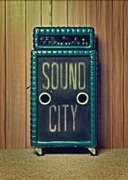DVD image SOUND CITY - REAL TO REEL - (DVD)