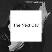 CD Image for DAVID BOWIE / THE NEXT DAY