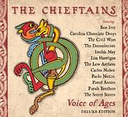 CD + DVD image THE CHIEFTAINS / VOICE OF AGES (CD + DVD)