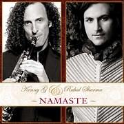 CD image KENNY G AND RAHUL SHARMA / NAMASTE