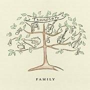 CD image THOMPSON / FAMILY