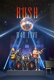 DVD image BLU - RAY / RUSH / R40 LIVE