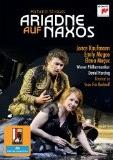 DVD image BLU - RAY / STRAUSS: ARIADNE AUF NAXOS / KAUFMANN (DANIEL HARDING)