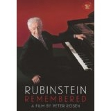 DVD image ARTHUR RUBINSTEIN: RUBINSTEIN REMEMBERED - (DVD)