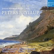 CD image for L ARTE DEL MONDO / SCHULZ: PETERS BRYLLUP