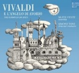 CD image VIVALDI / E L ANGELO DI AVORIO VOL. 2 THE EUROPEAN JOURNEY (SIMONE TONI)