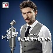 CD + DVD image JONAS KAUFMANN / DU BIST DIE WELT FUR MICH (2CD + 2DVD)