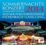 CD image WIENER PHILHARMONIKER / SUMMER NIGHT CONCERT 2014
