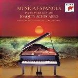CD image JOAQUIN ACHUCARRO / MUSICA ESPANOLA